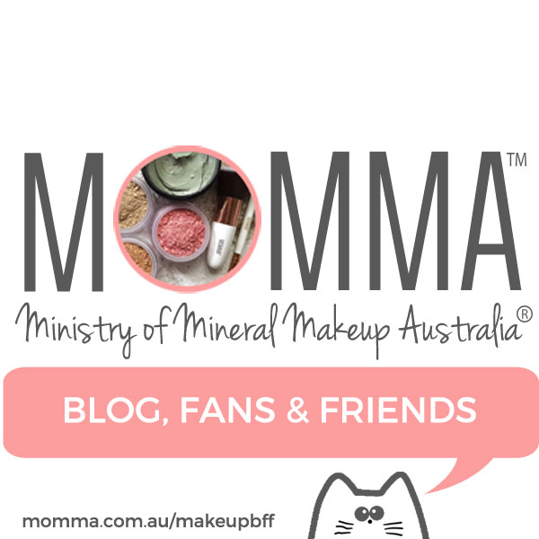 MOMMA Makeup BFF banner