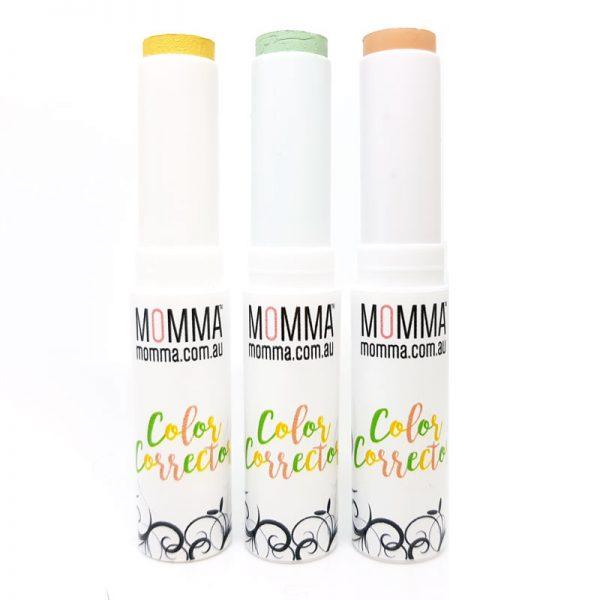 mineral color correctors
