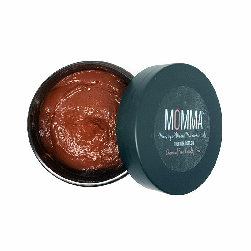Antioxidant soothing pink clay mask with aloe and vitamin e