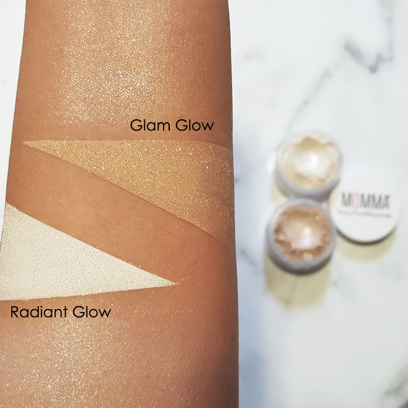Highlighter swatches